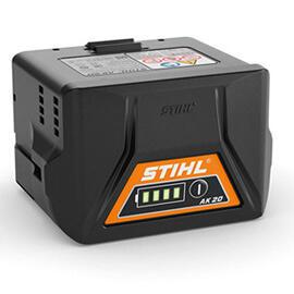 Batteries pour outils de jardin à moteur STIHL