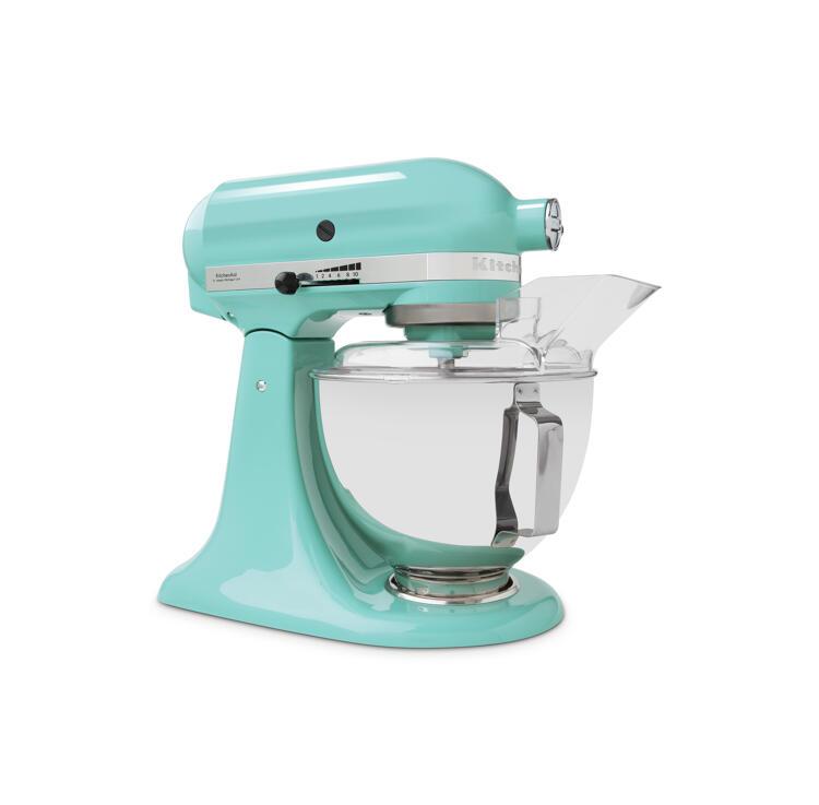 Kitchenaid Kitchenaid Robot De Cuisine Artisan 5ksm45eaq Letzshop