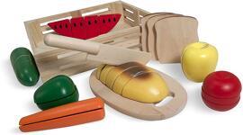 Spielzeugküchen & Spielzeuglebensmittel Melissa & Doug