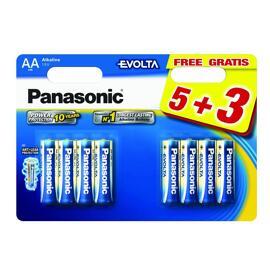 Piles et batteries multiusages PANASONIC