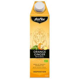 Früchtetee Getränke mit Fruchtgeschmack Yogi Tea