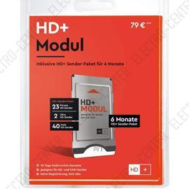 Récepteurs de télévision par câble HD+