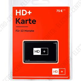 Récepteurs de télévision par satellite HD+
