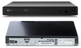 DVD- & Blu-ray-Player LG