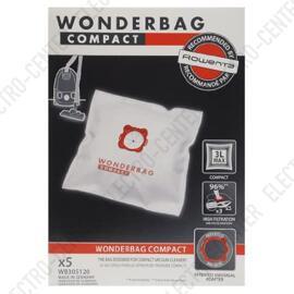 Staubsaugerzubehör Wonderbag