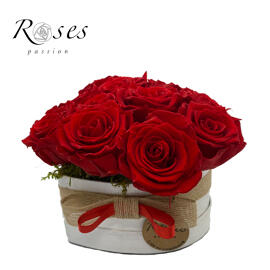 Fleurs séchées ROSES PASSION