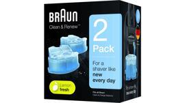 Accessoires pour rasoir électrique Braun