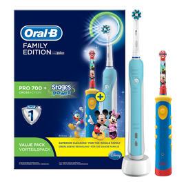Zahnbürsten ORAL-B