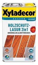 Lacke & Beschichtungen Xyladecor