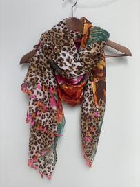 Écharpes, foulards et châles Miss-Terre
