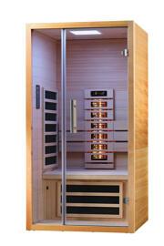 Elektronik Heim & Garten Vital Home Infrarotkabinen