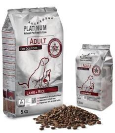 Hundefutter Platinum