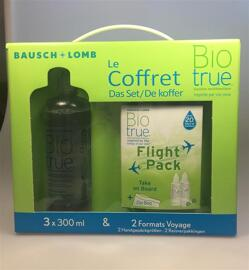 Kontaktlinsenpflegemittel Kontaktlinsen Kontaktgels & -lotionen Kontaktlinsen-Pflegesets BAUSCH + LOMB