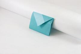 Portefeuilles et pinces à billets Julie Conrad Design Studio