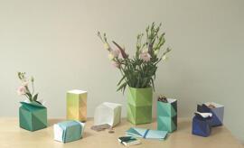 Boîtes à cadeaux Portefeuilles et pinces à billets Enveloppes Julie Conrad Design Studio