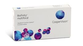 Kontaktlinsen COOPERVISION
