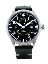 Armbanduhren Automatikuhren Schweizer Uhren Fliegeruhren Herrenuhren Schroeder Timepieces