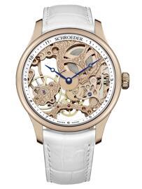 Armbanduhren Schweizer Uhren Handaufzugsuhren Damenuhren Schroeder Timepieces
