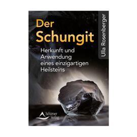 Bücher Mineralien Der Schungit  Ulla Rossenberger