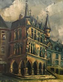 Gemälde Misch Klein