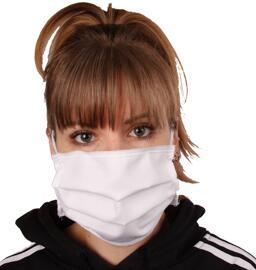 Gesundheitspflege Mundschutz