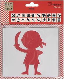 Formen & Rohlinge für Kunstarbeiten Mademoiselle Toga