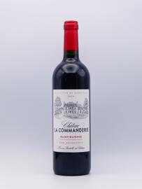 Bordeaux Château La Commanderie.