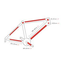 Fahrrad-Groupsets Zéfal