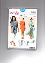 Patrons de couture Burda