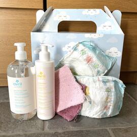 Babyseifen Baby-Reinigungstücher Babypflege Badeartikel Geschenkkörbe Bad & Körperpflege