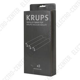 Sacs d'emballage sous vide Krups