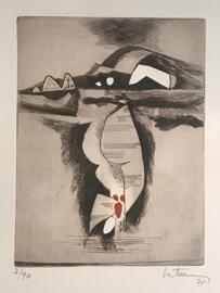Luxemburgische Künstler Roger Bertemes
