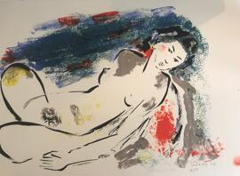 Luxemburgische Künstler Ger MAAS