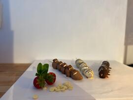 Schokofrüchte Süßigkeiten & Schokolade fabrication maison