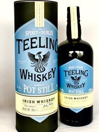 Whisky irlandais TEELING DISTILLERY