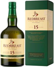 Irischer Whiskey REDBREAST