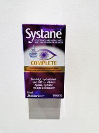 Gouttes et lubrifiants pour les yeux Solution pour lentilles de contact Kits d'entretien pour lentilles de contact Lentilles de contact Solutions et gels conducteurs Alcon