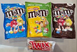 Bonbons et chocolat Promoshop