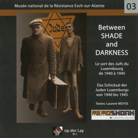 Geschichtsbücher Ausstellungskataloge Musée national de la Résistance / Op der Lay