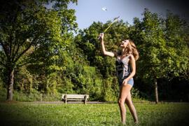 Raquettes et ensembles de badminton Talbot-Torro