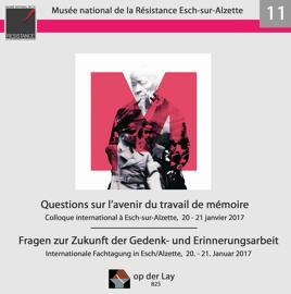 Sachliteratur Musée national de la Résistance / Op der Lay