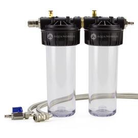 Filtres à eau en ligne Aqua Nobilis