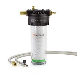 Wasserleitungsfilter Carbonit