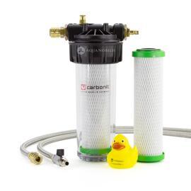 Filtres à eau en ligne Carbonit