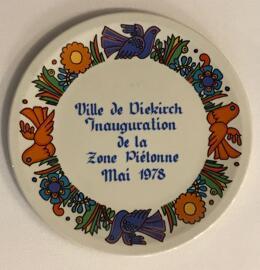 Publicités d'époque Offices religieux et cérémonies Villeroy & Boch