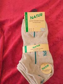 Schuhe Naturfaser leinen