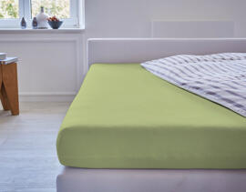 Bett- & Bettrahmenzubehör Bettbezüge Bettlaken Cotonea