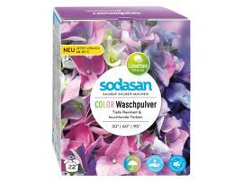 Zubehör für Waschmaschinen und Wäschetrockner Waschpulver Sodasan