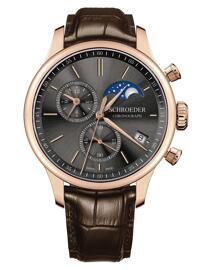 Armbanduhren Chronographen Schweizer Uhren Herrenuhren Schroeder Timepieces