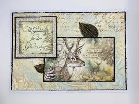 Cartes de vœux et de correspondance